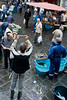 Fish Market in Catania (Sicily) : The Fish Market in Catania is said to be second only to La Vucciria in Palermo. The atmosphere is really astounding, full of cries and the ancient art of catching the attention among dozens of competitors. Definitely the highlight of a trip to Catania.